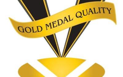 Versico Gold Medal Award